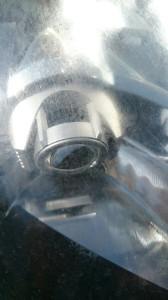 鴻巣市日産フェアレディZヘッドライトクリーニング&リペア
