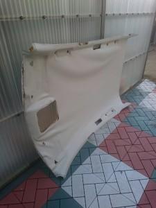 桶川市日産フーガルーフライニング(天張り)張替交換