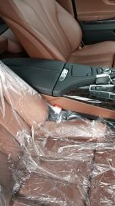 上尾市BMW6シリーズインテリアリペア